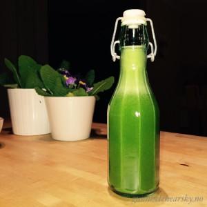 Grønnkåljuice