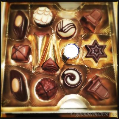 Sjokolade-amfetamin og Parkinson