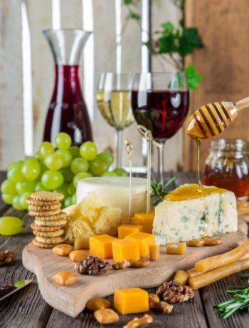 Rødvin fet ost franske paradoks